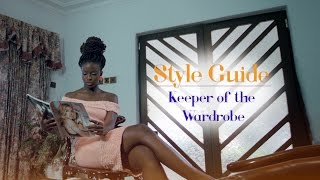 Style Guide - Keeper of the Wardrobe