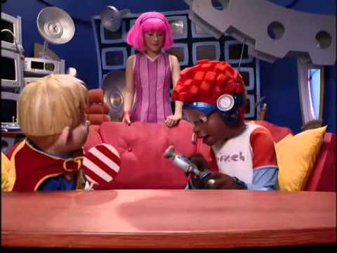 Lazy Town   Series 1 Episode 22   Remote Control