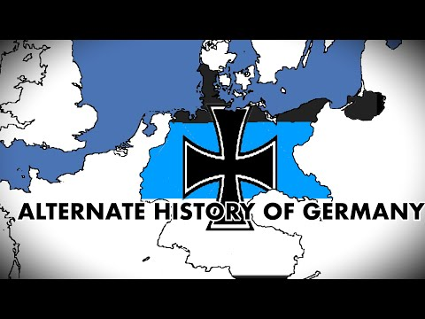 Alternate History Of Germany 1700 - 2020