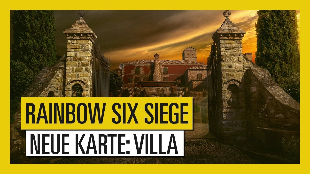 Tom clancy s rainbow six siege para bellum neue karte villa