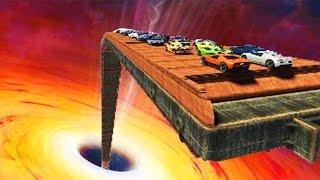GTA 5 ONLINE - ULTRA RAMP! BIGGEST & MOST INSANE GTA 5 STUNTS & FAILS (GTA V Online GAMEPLAY)