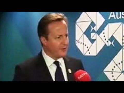 NDTV Exclusive - Ties with India top priority, David Cameron told PM Modi