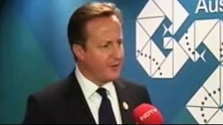 NDTV Exclusive Ties with India top priority David Cameron told PM Modi