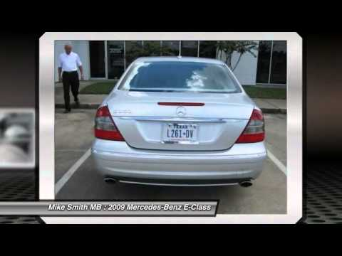 2009 Mercedes-Benz E-Class E350 at Mike Smith MB in ...