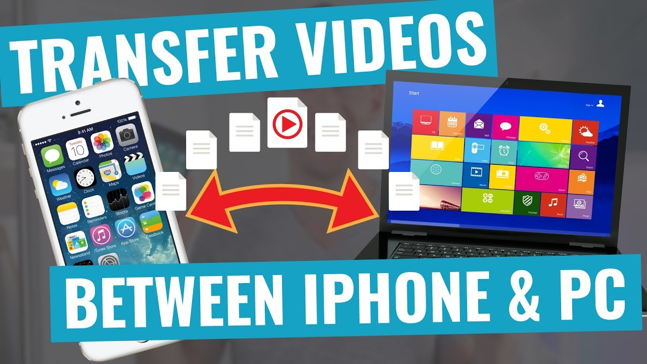 How to Transfer Videos from PC to iPhone (and iPhone to Windows!)