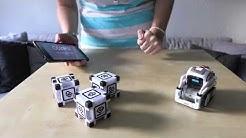 ANKI COZMO - Roboter - Einrichtung (App) & Erstversorgung (Tuning, Füttern, Spielen)