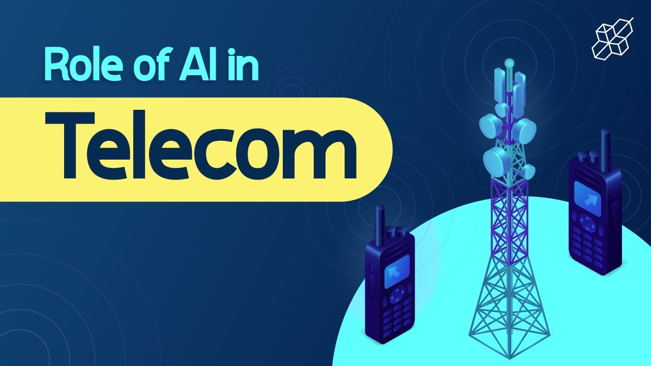 Role of Artificial Intelligence in Telecom | Learn AI
