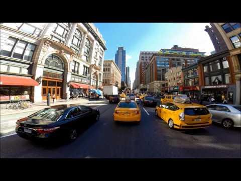 6th Avenue Of The Americas, New York USA