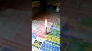 Тест-обзор зажигалки IMCO в режиме свечи