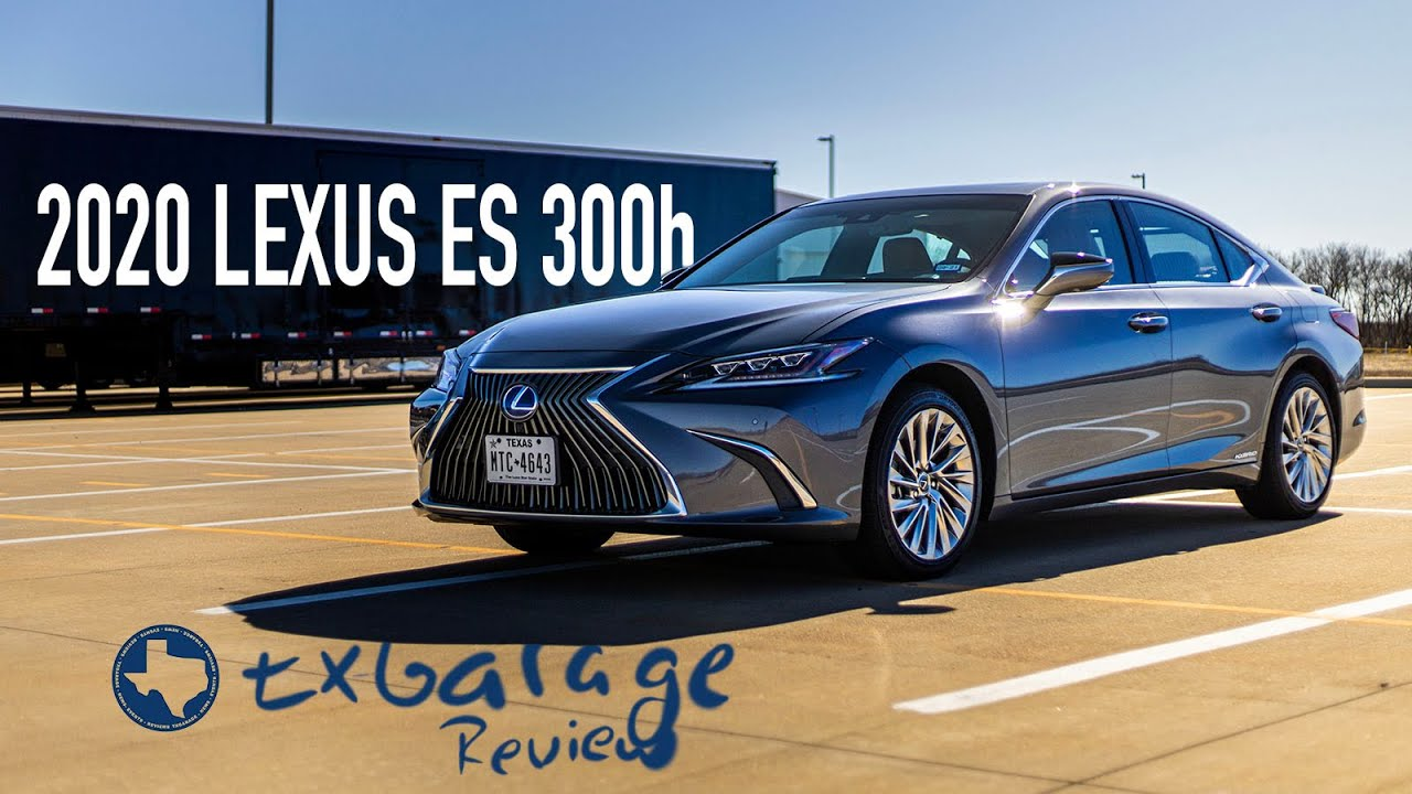 Efficient And Luxurious The 2020 Lexus Es 300h Review Youtube