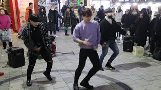 JHKTV]홍대댄스 킹덤즈마이크드롭hong dae k-pop dance kingdoms MIC Drop - BTS