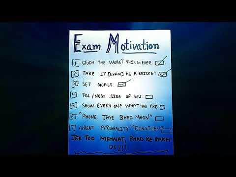 exam-motivation