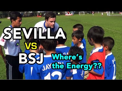 Global Sevilla Pulomas FC vs BSJ