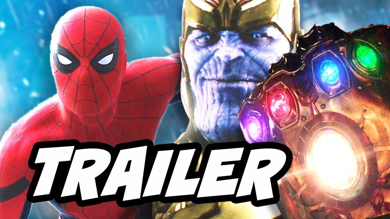 Avengers Infinity War Game Trailer Breakdown - The Avengers Project