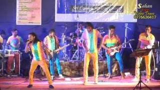 Galle Thal Live Show Hithu Mathe Jeewithe   Unawatuna Show