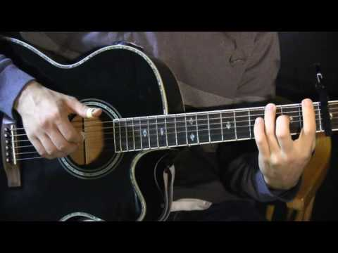 America by Simon and Garfunkel - Guitar Lesson - The Fingerpicking Guitar Series