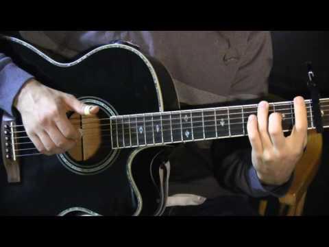 America by Simon and Garfunkel - Guitar Lesson - The Fingerpicking Guitar Series