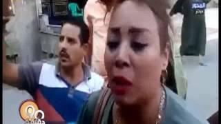 بالفيديو..ضبط لحوم فاسدة بمجمعات الأهرام