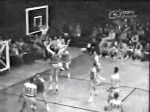 1954 NBA Finals - Minneapolis Lakers vs  Syracuse Nationals