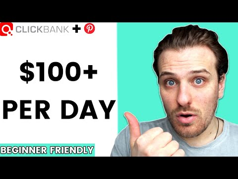 Clickbank And Pinterest: A Complete Guide On Pinterest Affiliate Marketing (6 STEP Method)