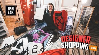 Buying Designer Streetwear! (Gucci, Off-White, Amiri)