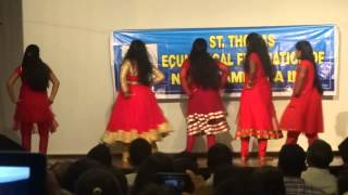 2014 Ecumenical dance