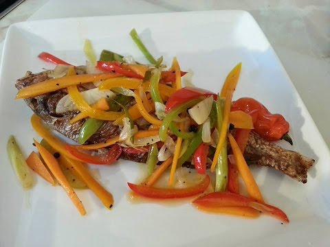 Jamaican Fried Fish | Recipes By Chef Ricardo