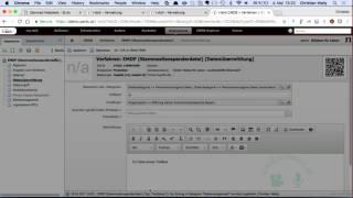 DSGVO konformes Verfahrensverzeichnis mit i-doit