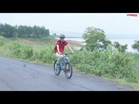 Đánh giá xe đạp địa hình Fornix Racer
