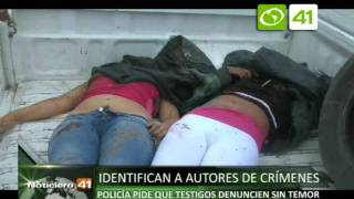Repeat youtube video Identifican a autores de asesinato de mujeres en Huanchaco - Trujillo