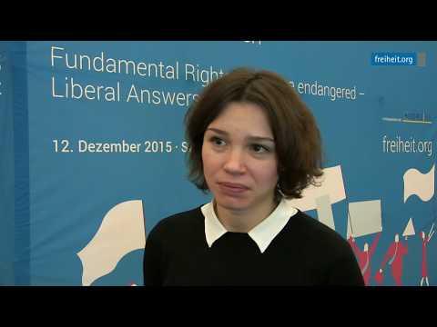 Exklusiv-Interview mit Zhanna Nemtsova