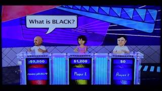 Jeopardy for the PS3 Game #3