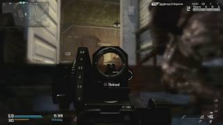 Christmas game 9 , Call Of Duty : Ghosts , Multiplayer Gameplay , 2018 , HD
