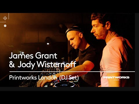James Grant & Jody Wisternoff | Live From Anjunadeep X Printworks London 2019 (Official HD Set)