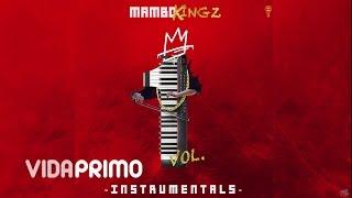 mambo kingz en el estudio