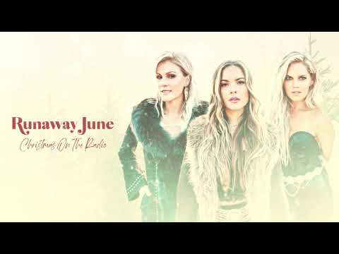 Runaway June - Christmas On The Radio (Official Audio)