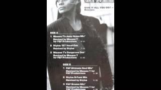 marcia hines give it all you got stylus s fonk radio mix 1995 wea waner music australia