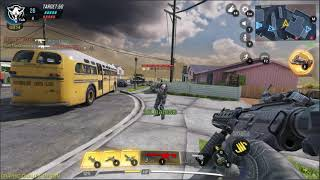 Gameloop CALL OF DUTY Mobile M4 Killing Match (43 kills)