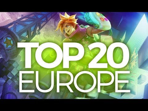 ON PASSE TOP 20 EUROPE - Ezreal Jungle Ranked Challenger