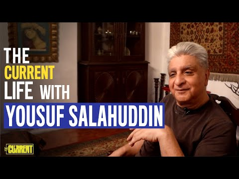 Yousuf Salahuddin | The Current Life