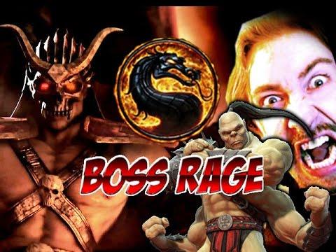 Download BOSS RAGE! SHAO-KAHN Challenge #300 (Mortal Kombat 9)
