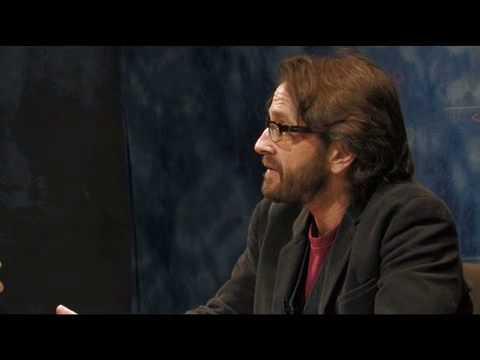 Christopher Dickey Interview (pt. 3/3) @ BreakRoomLive.com