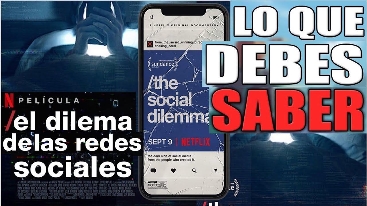 ~Ver!! El Dilema De Las Redes Sociales {2020} pelicula completa | 4k Complet