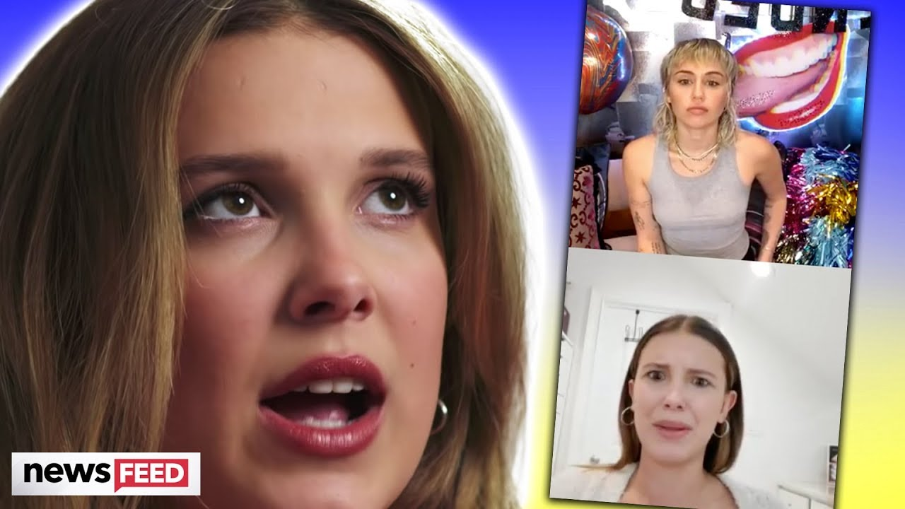 Millie Bobby Brown talks struggles of being a Child Star!