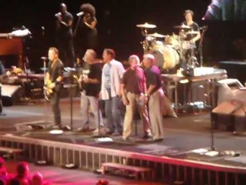 Bruce Springsteen 9/16/09 Greenville SC