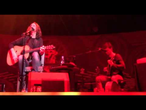Chris Cornell James Morgan Nearly Forgot My Broken Heart Manchester Bridgewater Hall