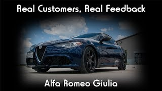 Real Customers, Real Feedback: Alfa Romeo Giulia Mods