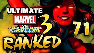 Waifu - Ep.71 | Ultimate Marvel vs. Capcom 3 | Online - Ranked Matches