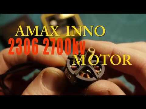 AMAX INNO 2306 2700kv MINI REVEIW