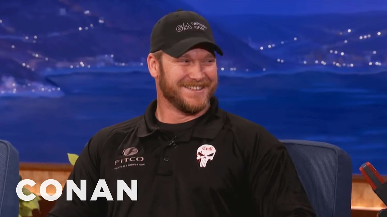 """Download """"American Sniper"""" Chris Kyle Interview 